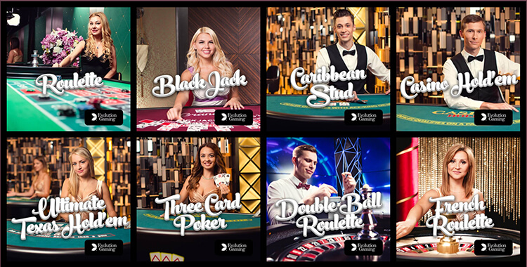 joreels_live_casino_favotite_game_selection_lineup