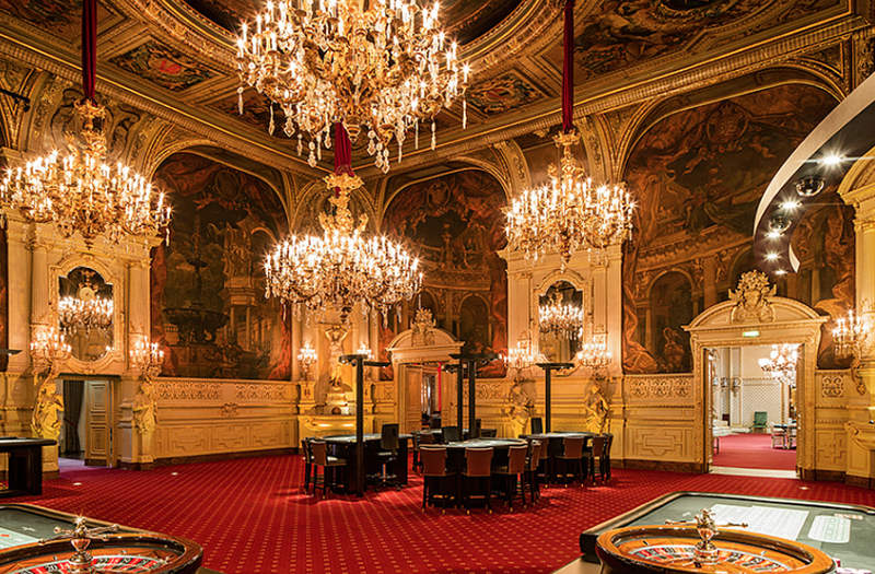 Casino In German