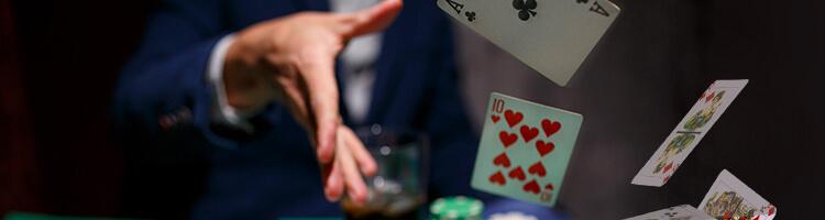 ポーカー フォールド