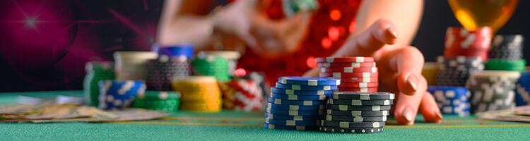カジノポーカー レイズ