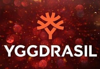 ゲームプロバイダー ユグドラシル ロゴ