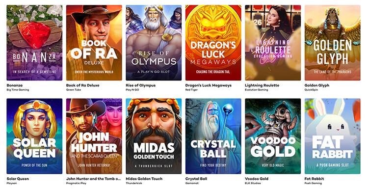 21.comゲームリスト