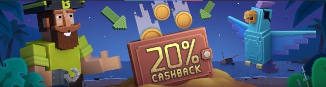 ボンズカジノ25%キャッシュバックボーナス
