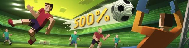 ボンズカジノ500%リベートボーナス