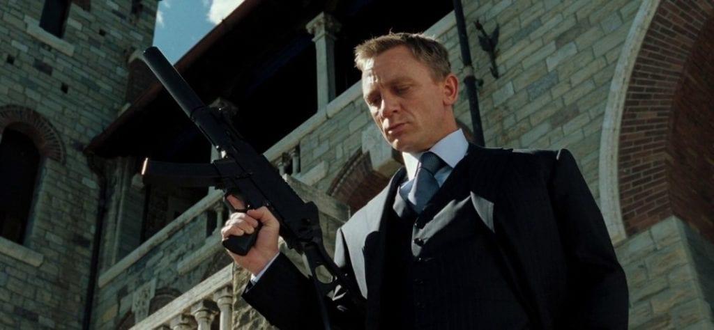 007 カジノロワイヤル エンディング