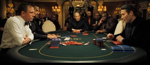 007 カジノシーン