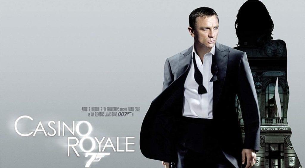 バカラおもしろ知識 007カジノロワイヤル