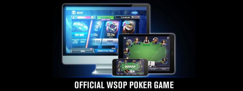 WSOP アプリ