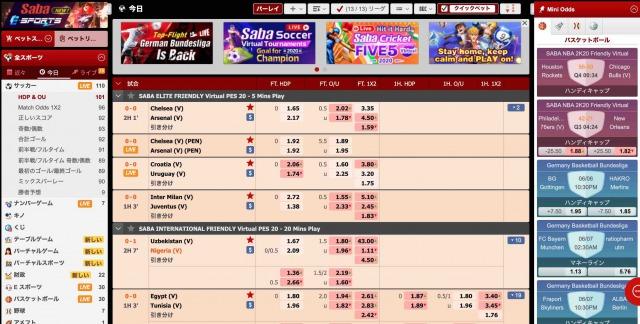 ボードッグカジノスポーツブックページ