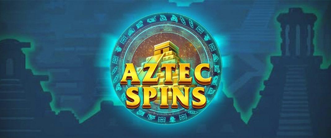aztec spins スロットレビュー