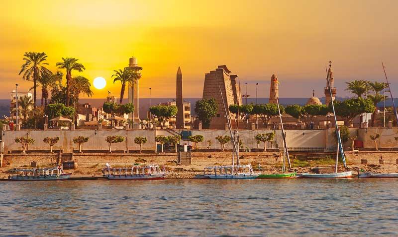 エジプト 景色