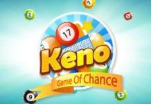 KENO トップバナー