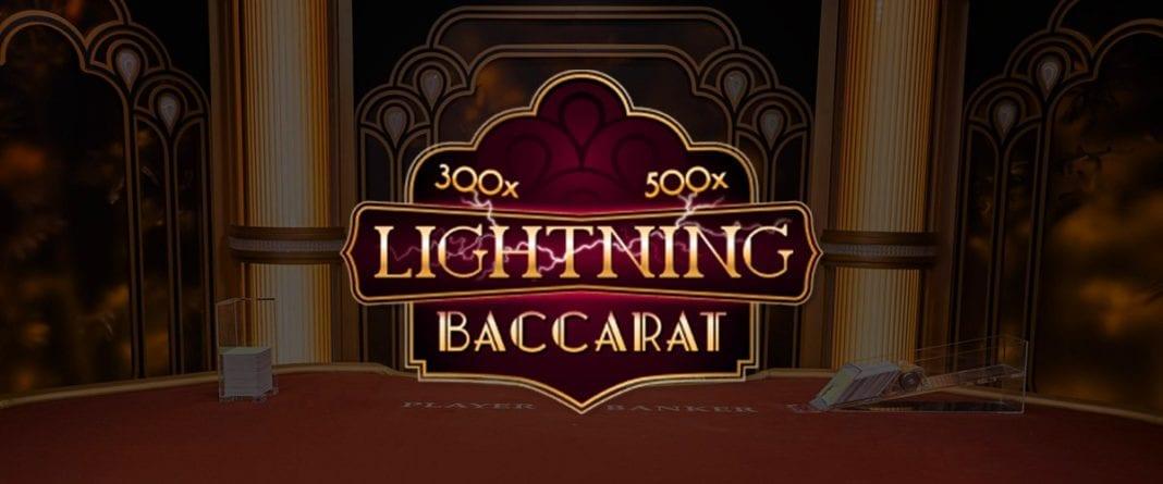 ライトニングバカラ トップバナー