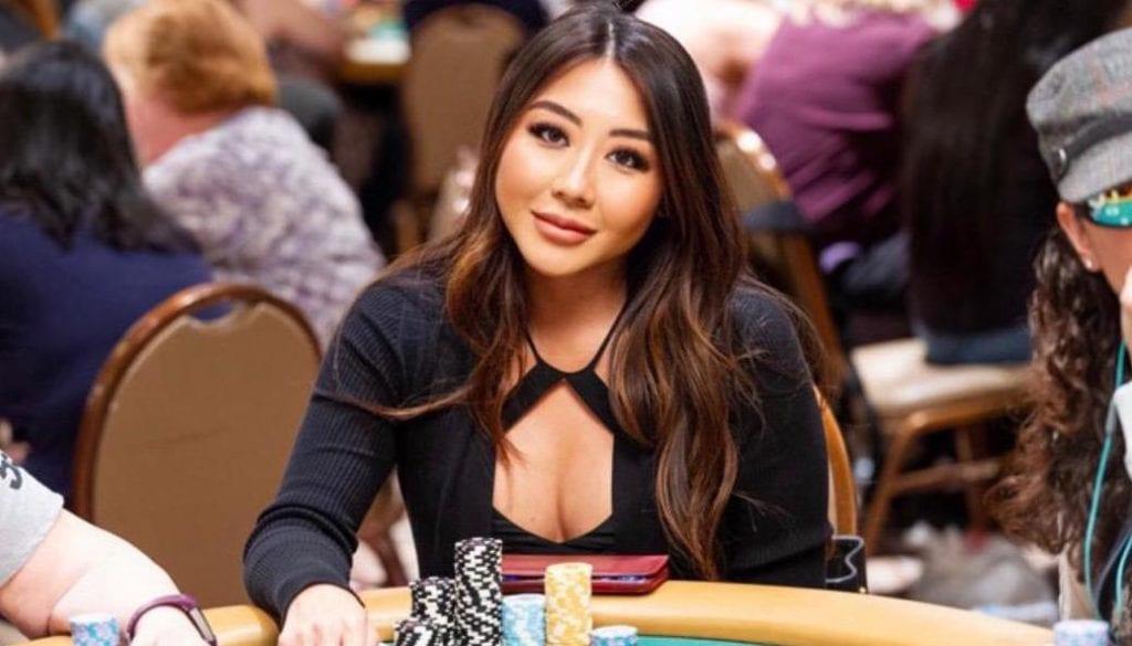 美女ポーカープレイヤー マリア・ホー