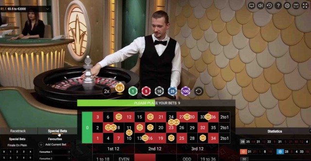 プラグマティックプレイ ライブカジノ