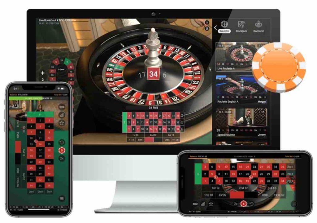 プラグマティックプレイ デバイス別ライブカジノ画面
