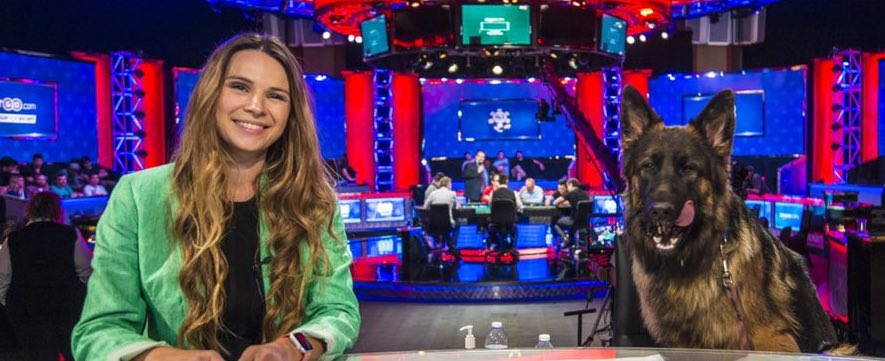 美女ポーカープレイヤー タチアナ・パシャリッチ