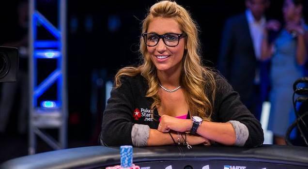 美女ポーカープレイヤー バネッサ・ルッソ