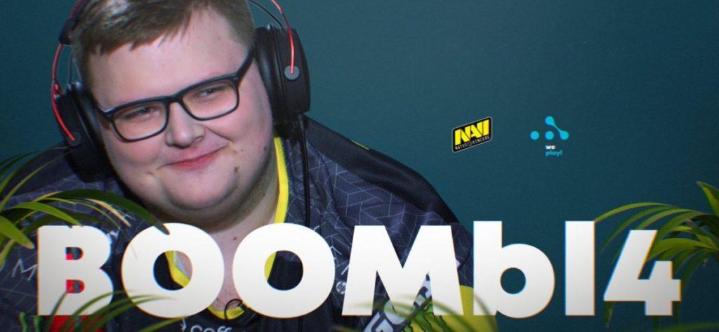 CS:GOプレイヤー Boombl4