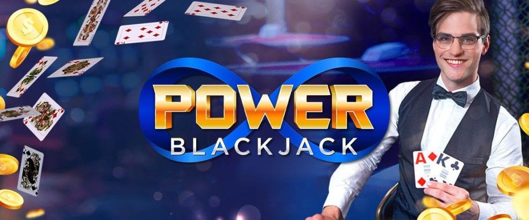 エボリューションゲームング パワーブラックジャック