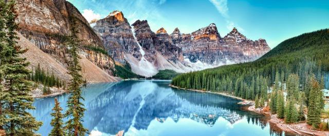 カナダ 景色