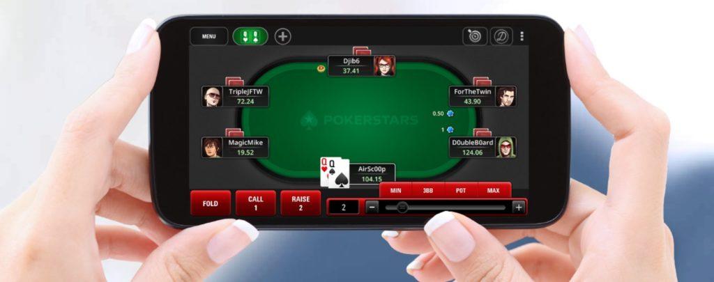 ポーカースターズ ポーカー遊び方