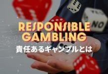 責任あるギャンブルとは ヘッダーバナー