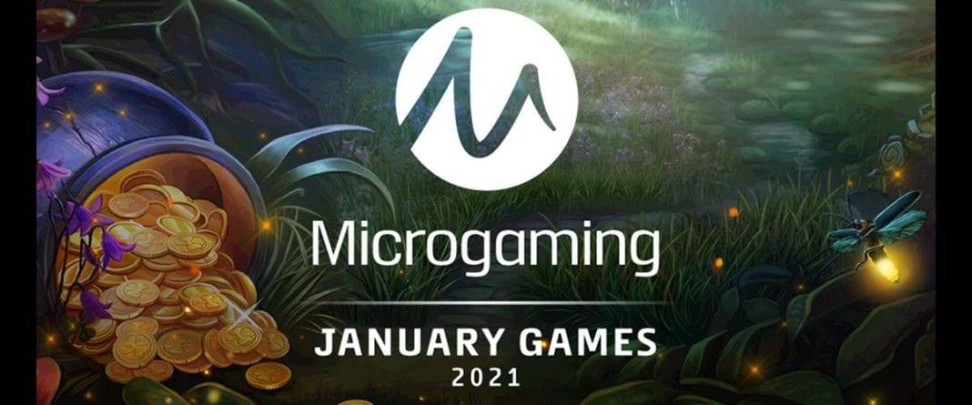 マイクロゲーミング 2021年1月最新スロット バナー