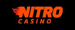 ニトロカジノ ロゴ