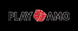 プレイアモカジノ ロゴ