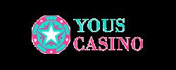 ユースカジノ ロゴ