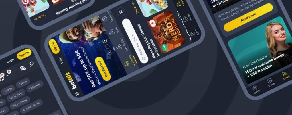ベットティルトカジノ モバイル対応