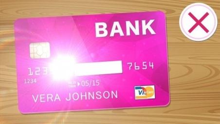 ベラジョンカジノ アカウント認証 クレジットカード 悪い例