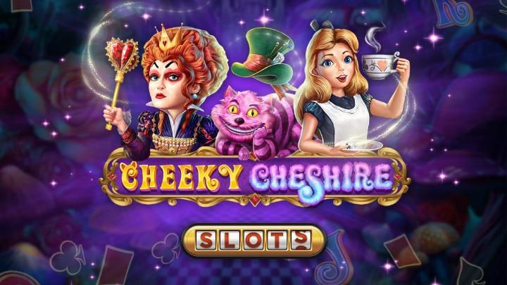 Cheeky Cheshire スロット